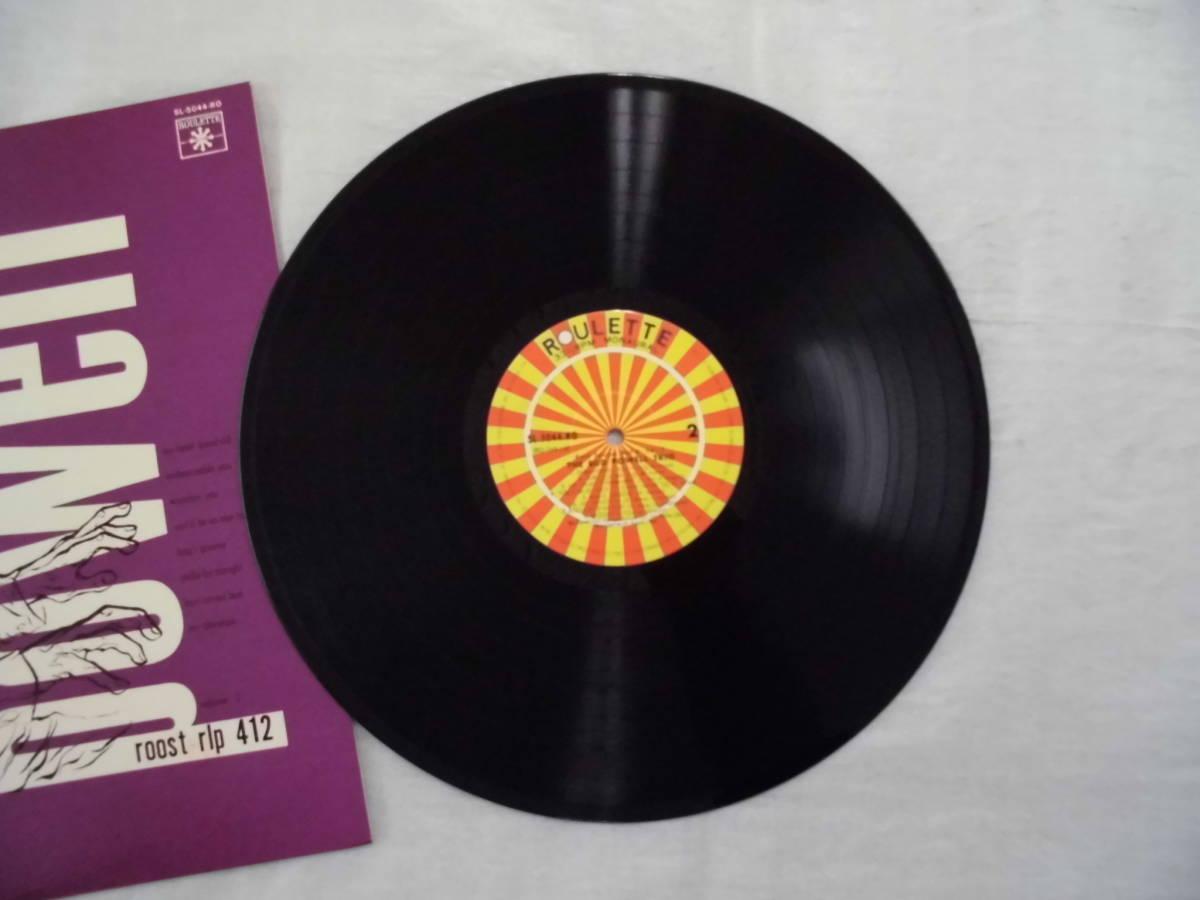 良盤屋 J-1684◆LP◆SL-5044-RO-Jazz  バッド・パウエル・トリオ The Bud Powell Trio The Bud Powell Trio  送料380_画像9