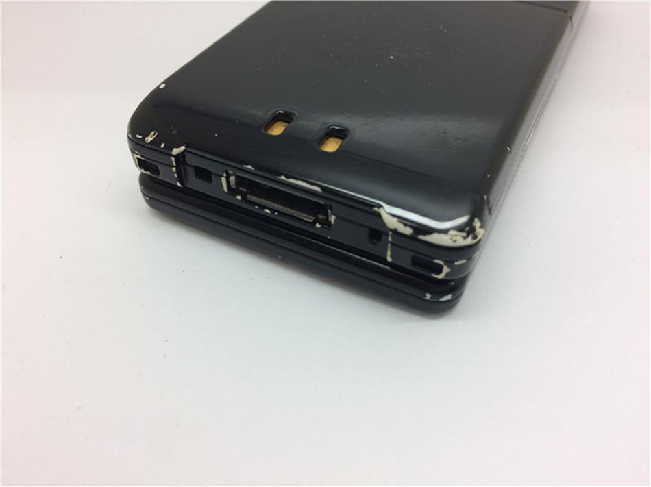 【Tポイント5倍】白ロム SoftBank Panasonic COLOR LIFE 840P ブラック 中古品 USBケーブル付き No.0789_画像4
