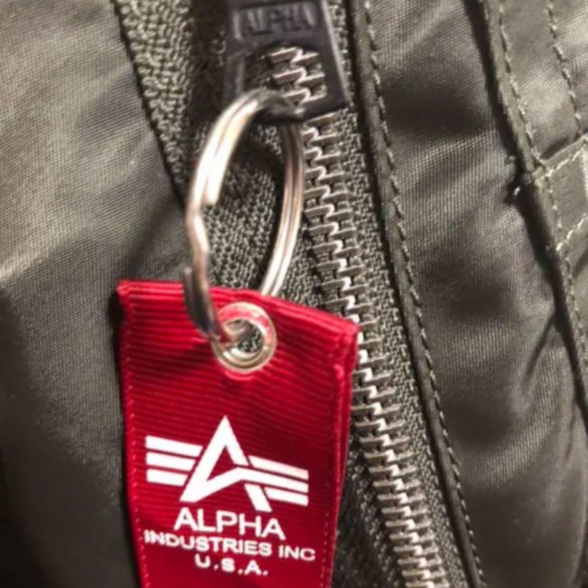 アルファMA-1 ALPHA フライトジャケット MA-1