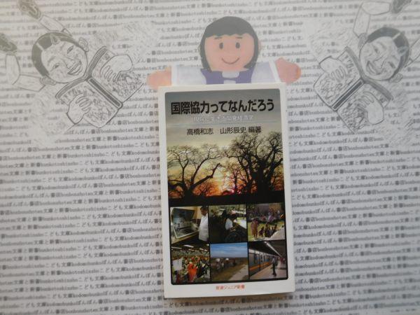岩波ジュニア新書NO.668 国際協力ってなんだろう 現場に生きる国際経済学 高橋和志 山形辰史_画像1