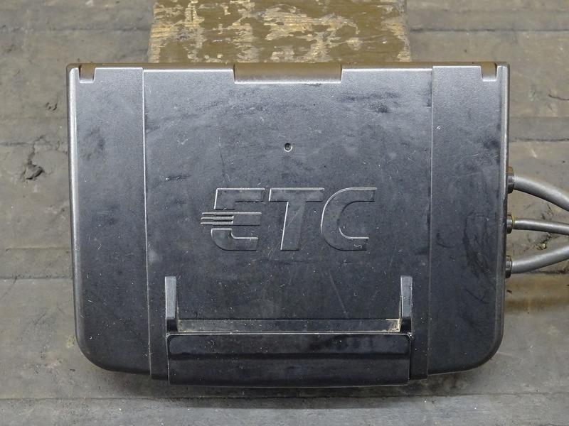 【200701】1199パニガーレS '12■ アンテナ分離型ETC車載器 JRM-11 インジケーター/アンテナ別体型 【ドゥカティ スーパーバイク ABS付_画像3