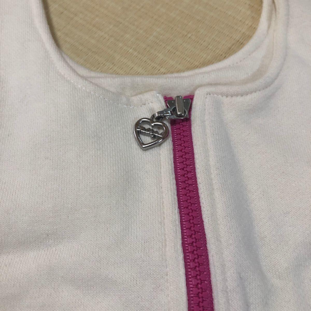 milk fedスカート 110サイズ 中古美品 送料込み