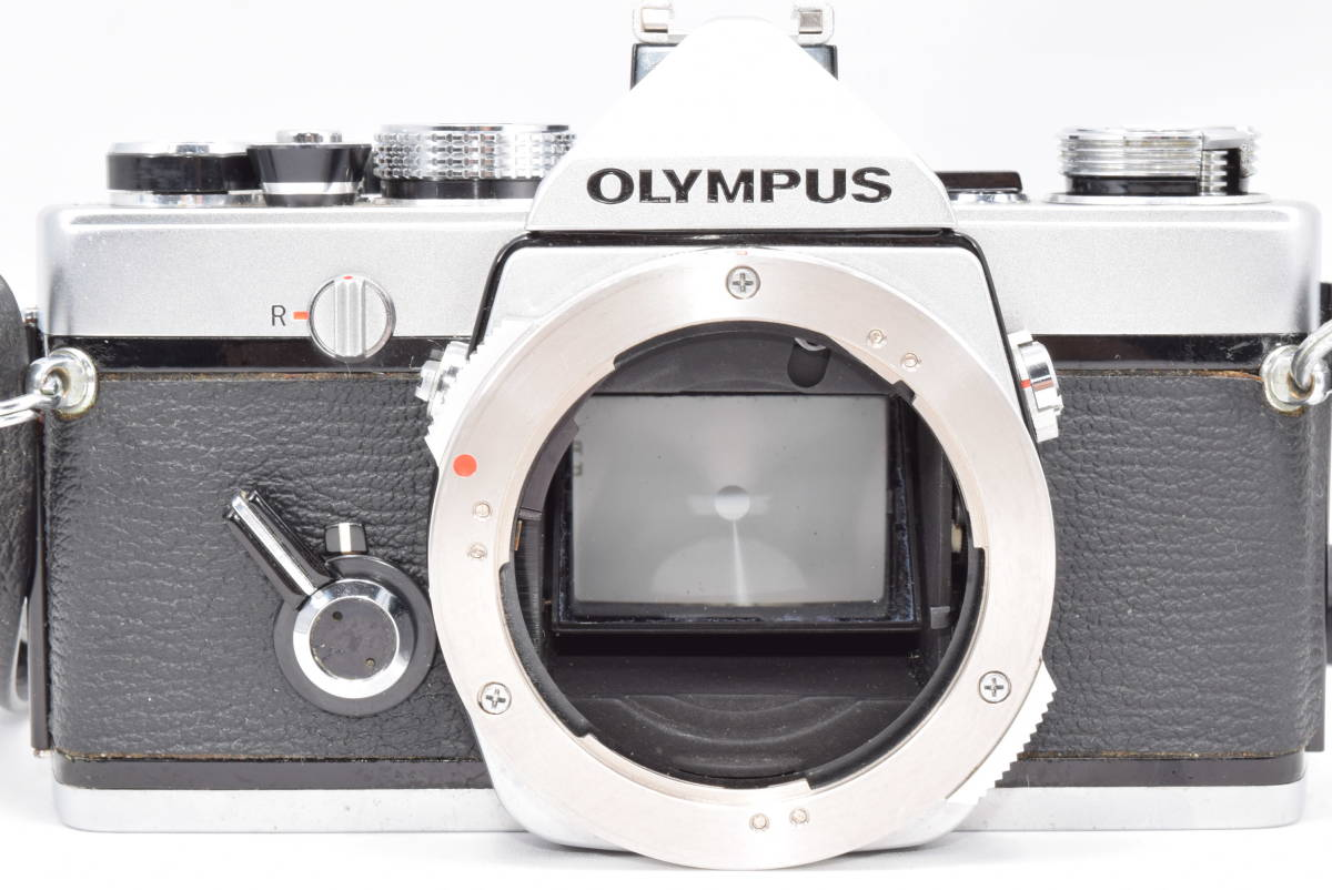OLYMPUS オリンパス OM-1 OM-SYSTEM G.ZUIKO AUTO-S 50mm F1.8_画像2