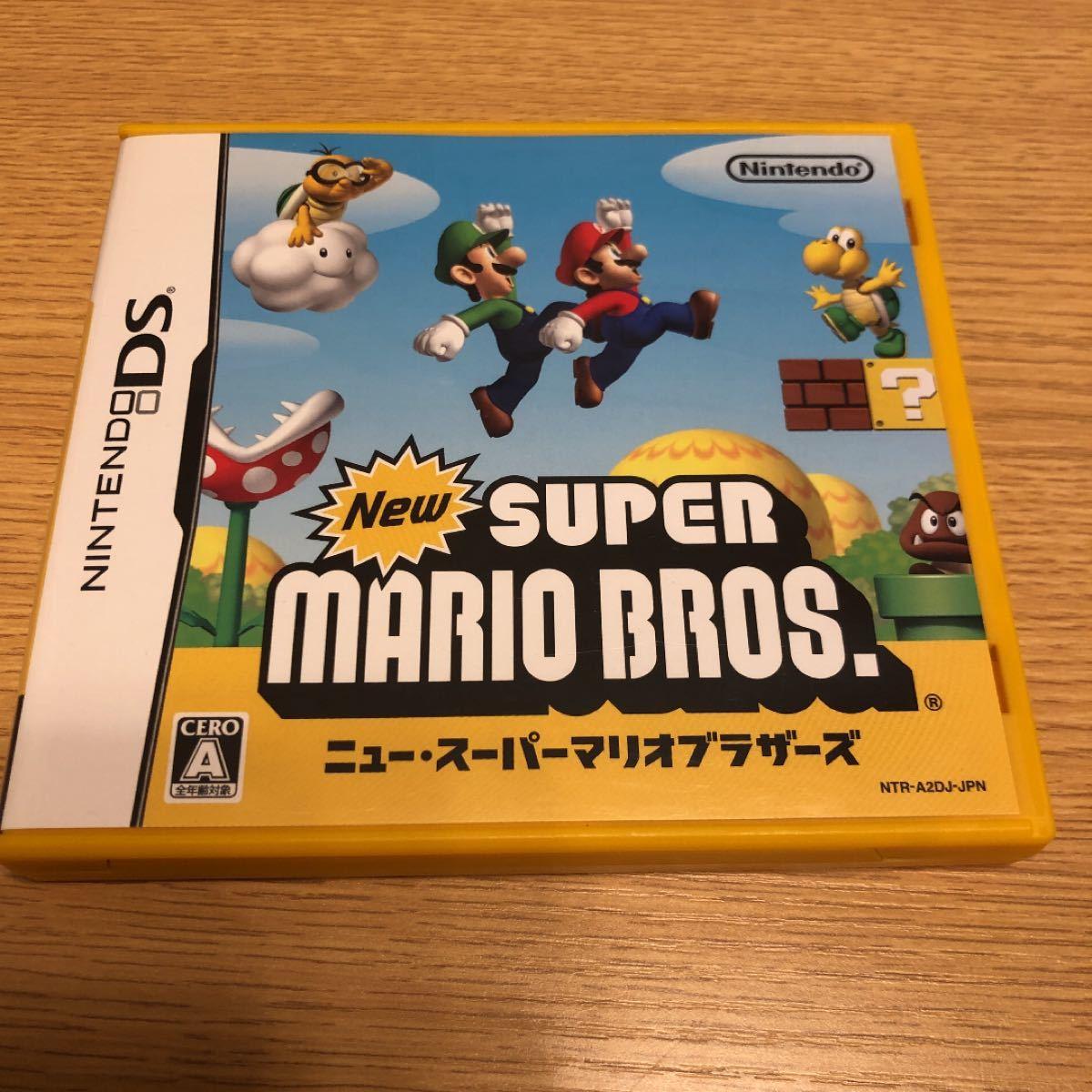 New スーパーマリオブラザーズ DS