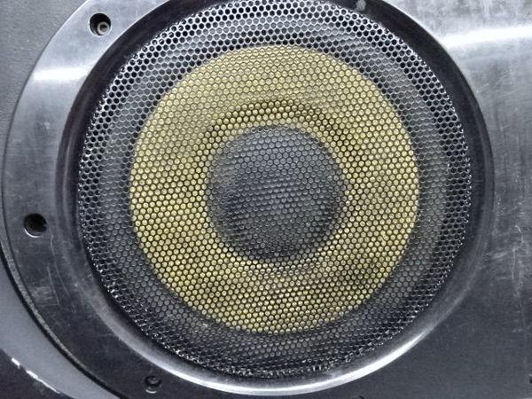 保証付! Carrozzeria カロッツェリア サブウーハー ウーファー TS-WX99A MAX 500W 音OK 即納 棚6-5_画像4