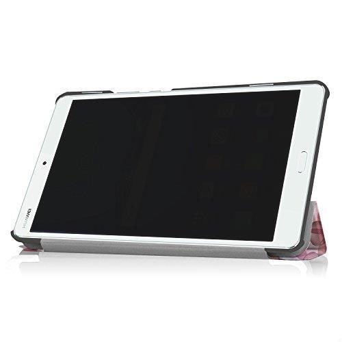 未使用 Eustak Huawei MediaPad M3 8.4(BTV-W09/BTV-DL09)/ D-01J ケース タブレット y287_画像2