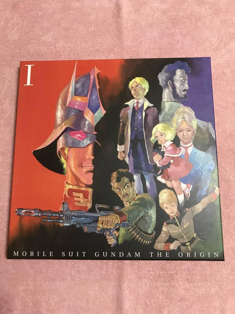 機動戦士ガンダム The Origin I / Blue-ray Disc Collectors Edition 初回限定 盤面良好 即決 備z12
