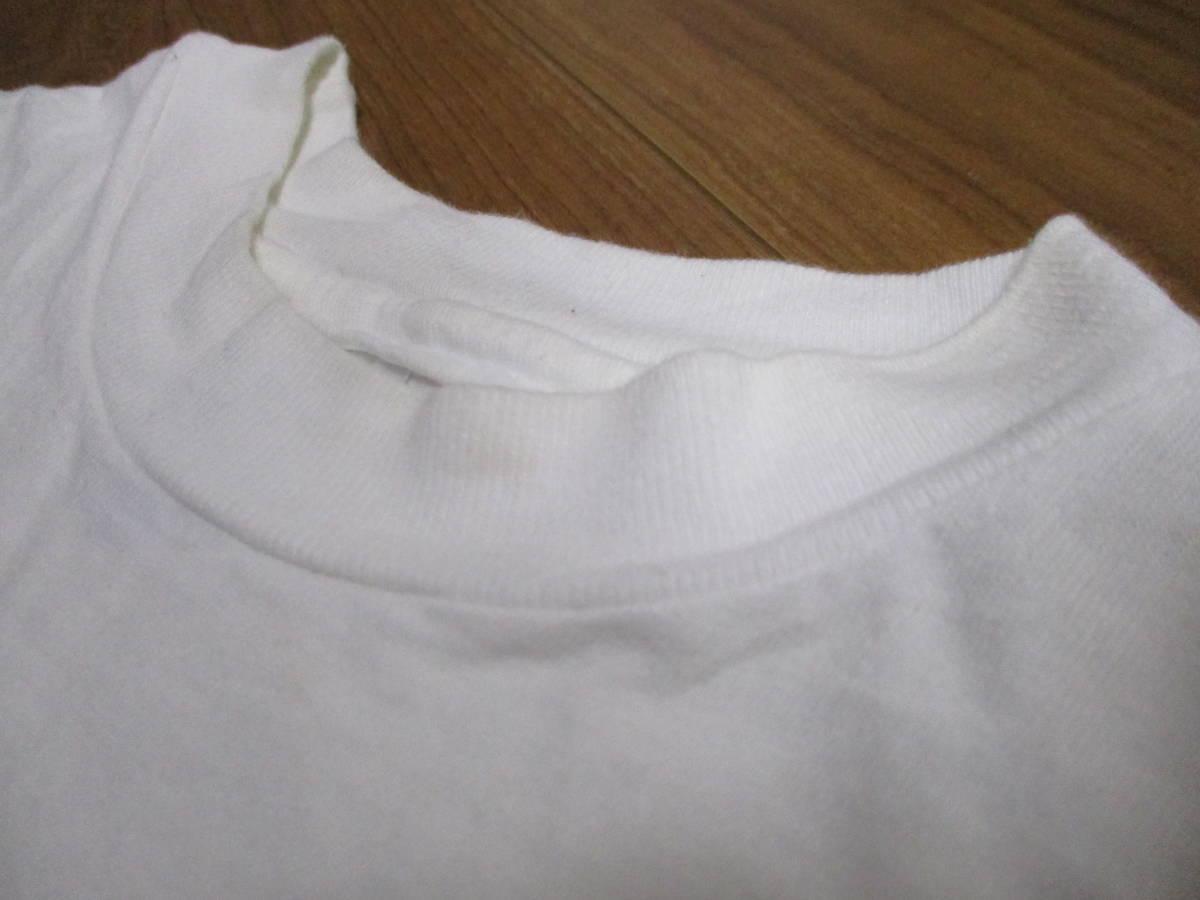 土井金属 タイヤクリーナー らすかる Tシャツ Sサイズ_画像4