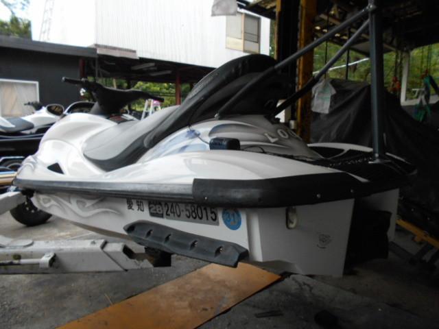 「16年 FXクルーザー ホワイト 船検査令和4年8月25日まで 」の画像3
