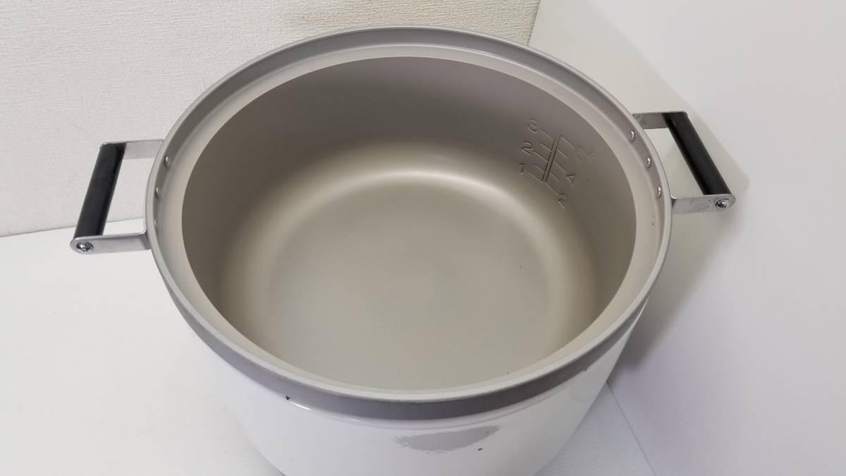 M707-1 パロマ ガス炊飯器  PR-6DSS-1 都市ガス 13A 2.0L~6.0L 1.1升~3.3升 厨房/飲食店/店舗/業務用_画像3