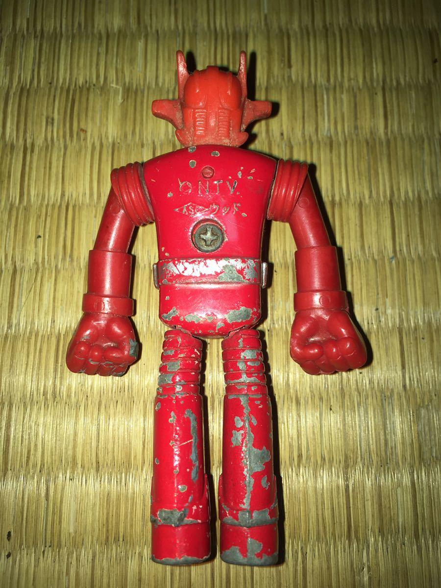 ポピー超合金 ASCウッド スーパーロボット マッハバロン 1970年代放送当時発売オリジナル ポピニカ ジャンクセット 送料無料_画像6