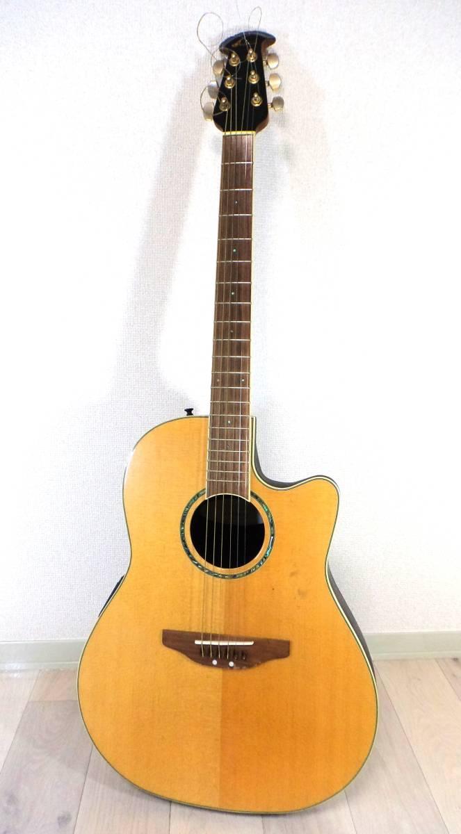 S2927 Ovation/オベーション アコースティックギター/アコギ/エレアコ CC24