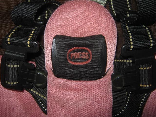 ★送料無料 中古品 状態悪い 2011年に購入 Aprica STICK アップリカ スティック ベビーカー 生後4月~35月まで 乳幼児 体重15kg以下 A型★_画像5