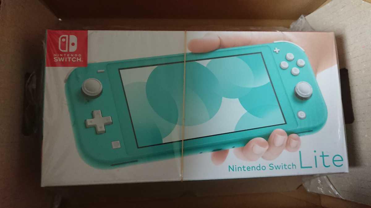 ニンテンドー スイッチ ライト Nintendo Switch Lite ターコイズ 新品