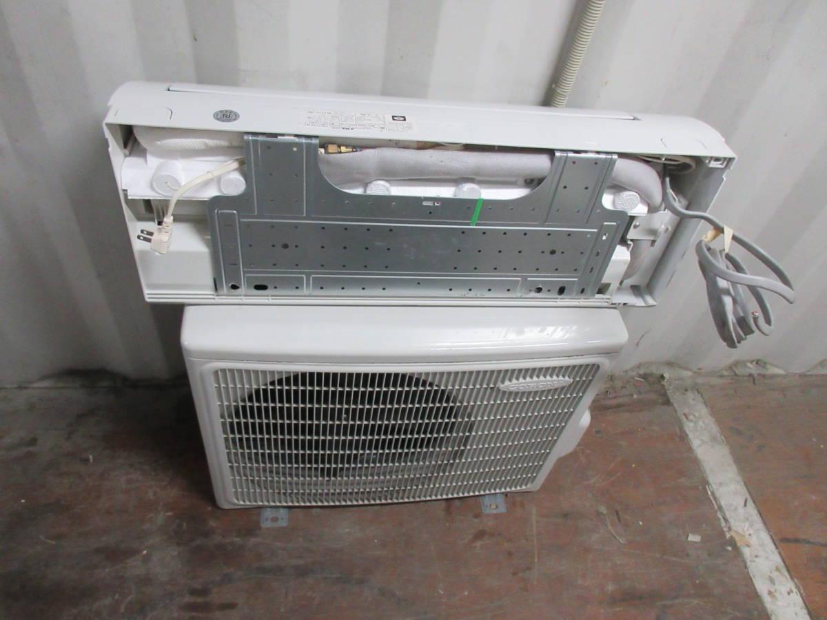 「05」中古ルームエアコン(17年・コロナ)「CSH-N2217R」※冷暖房兼用_画像4