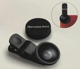 値下 ★国内匿配★ ベンツ モバイル カメラ レンズ ノベルティ Mercedes Benz メルセデス オリジナル 黒 ブラック グッズ_画像1