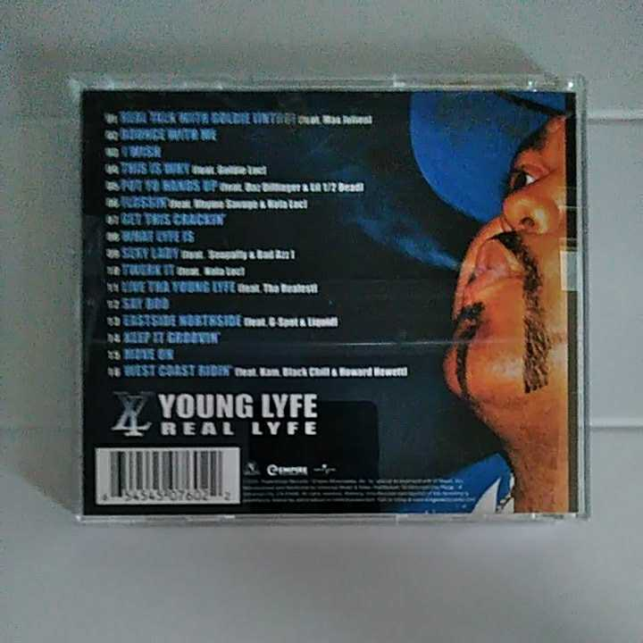 【G Rap/送料無料】YOUNG LYFE