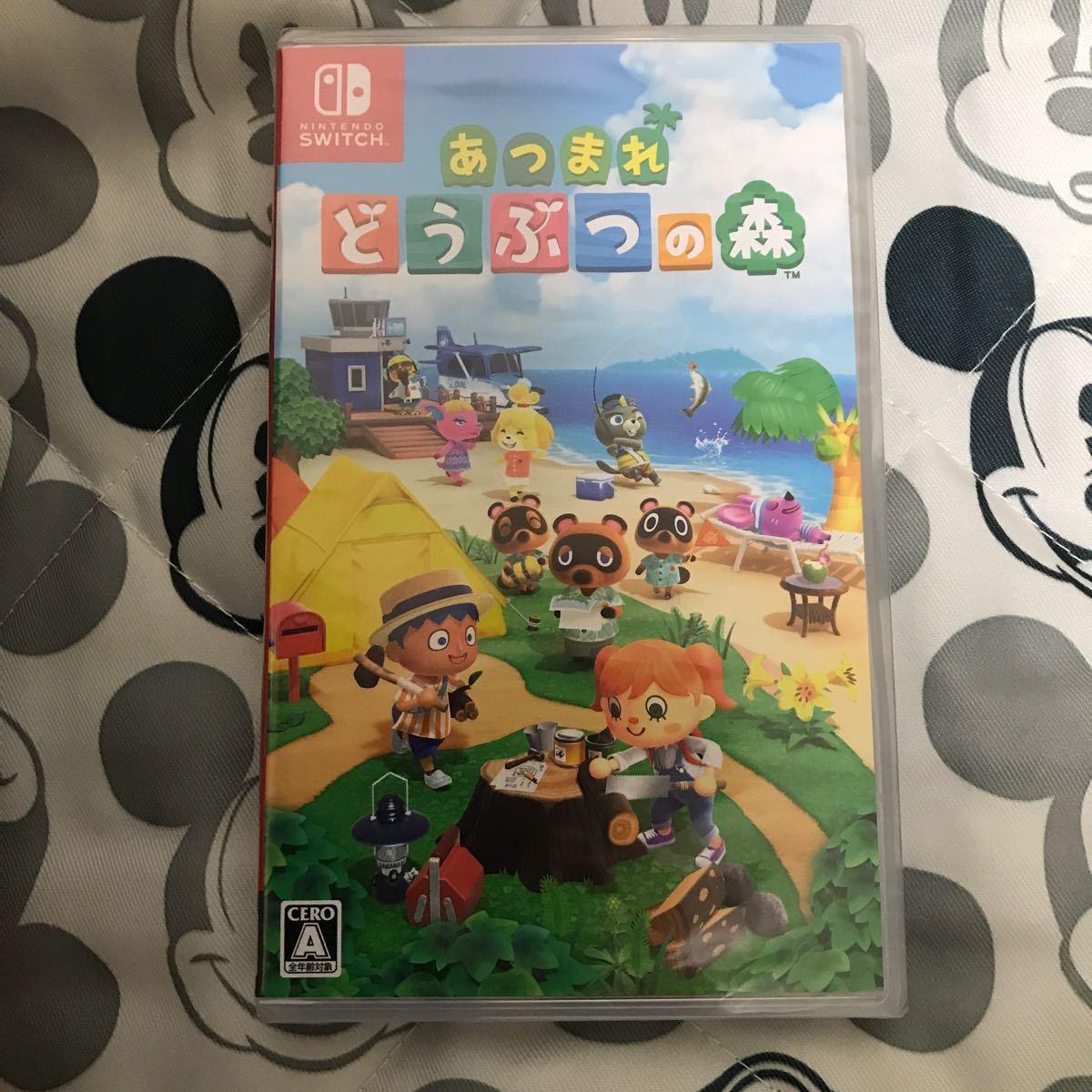 Nintendo Switch ニンテンドースイッチ リングフィット あつ森