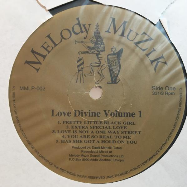 ★Melody Muzik Presents/Love Divine Volume 1★レアマイナーUK LOVERSコンピ!_画像2