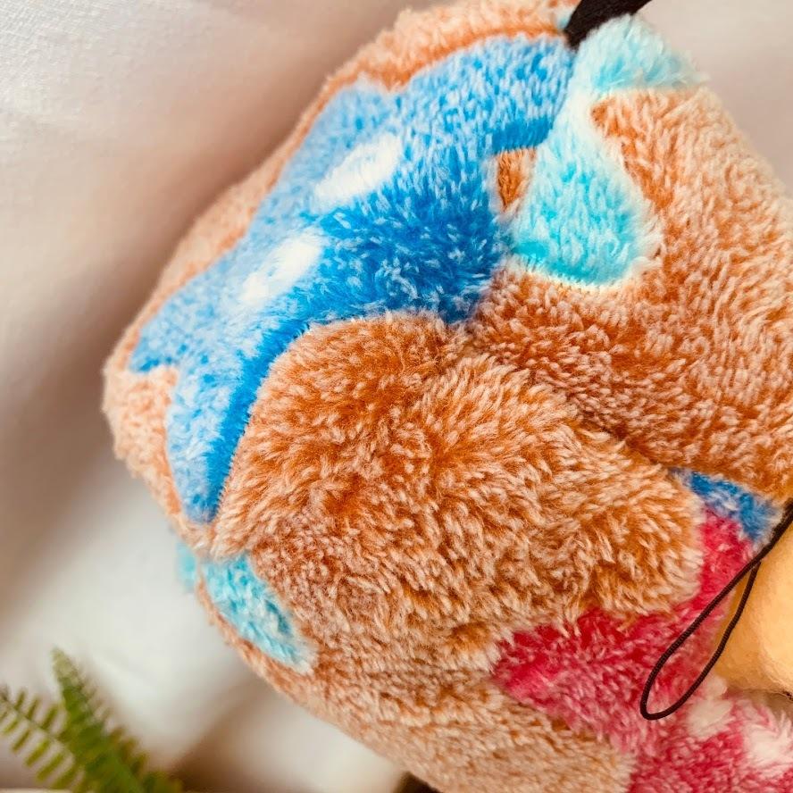 新品 小動物 ハウス ケージ おしゃれ 寒さ対策 体温 洗える 匂い 対策 モモンガ リス ハムスター 吊り下げ インテリア 星 ブラウン S689_画像3
