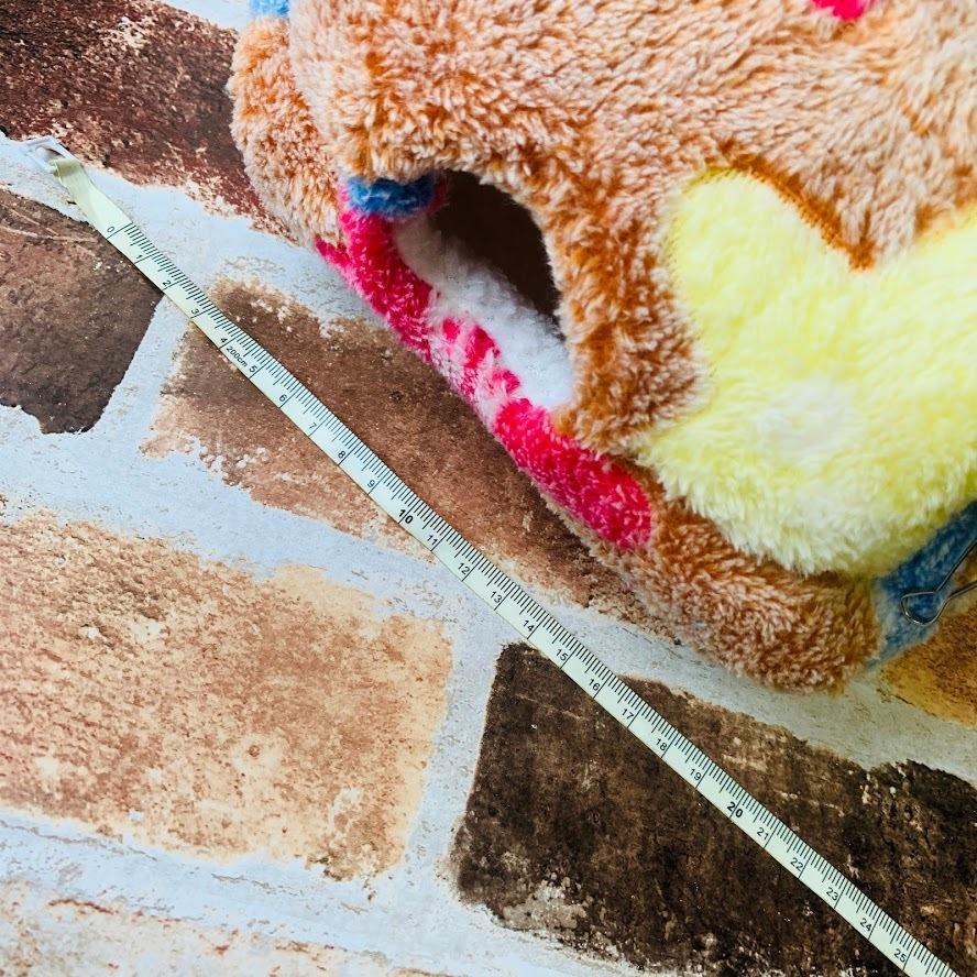 新品 小動物 ハウス ケージ おしゃれ 寒さ対策 体温 洗える 匂い 対策 モモンガ リス ハムスター 吊り下げ インテリア 星 ブラウン S689_画像6