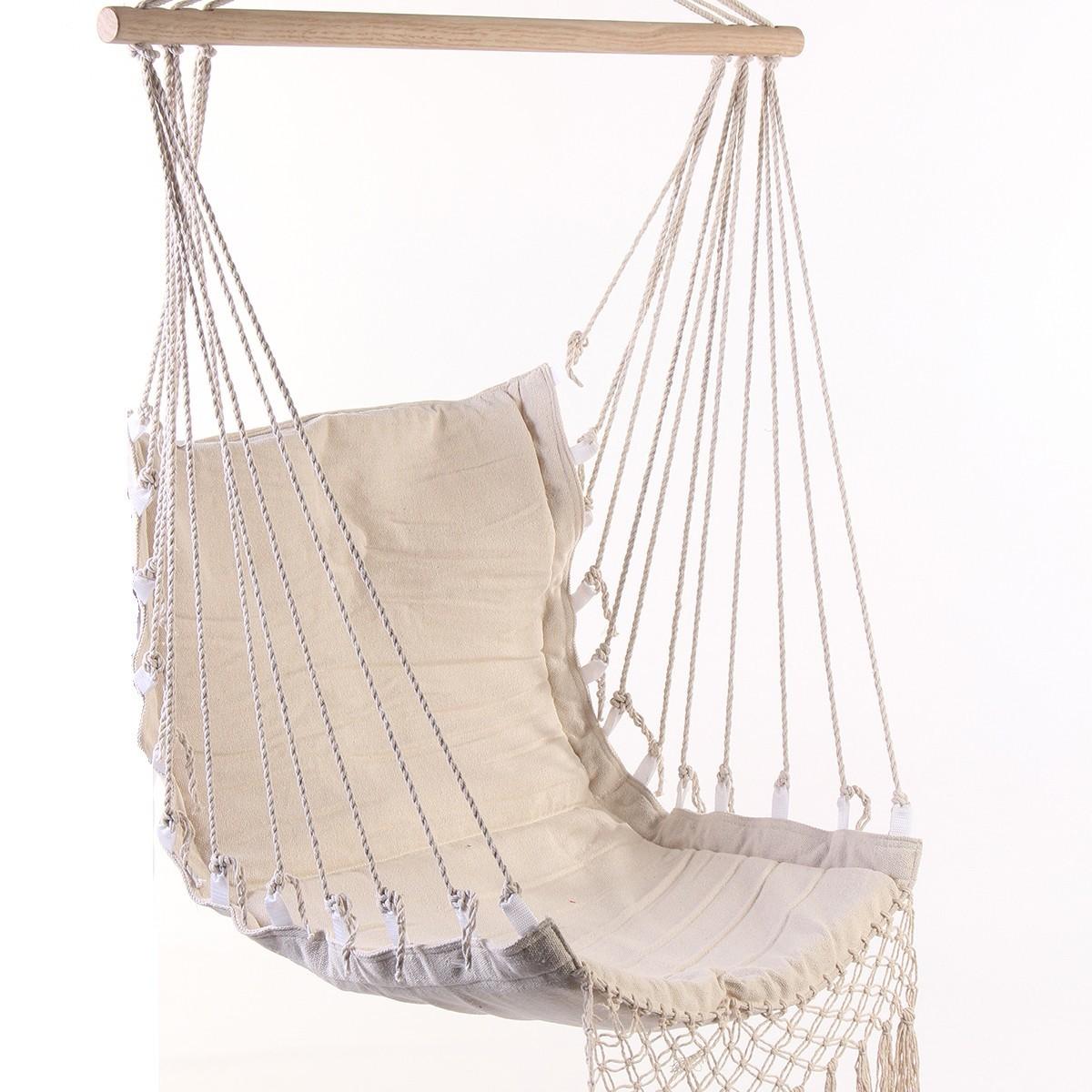 ★お買い得★北欧スタイル デラックス ハンモック 屋外 屋内 庭 寝室 吊り椅子 ハンギングチェア スイング 子供 ノルディック チェア_画像2