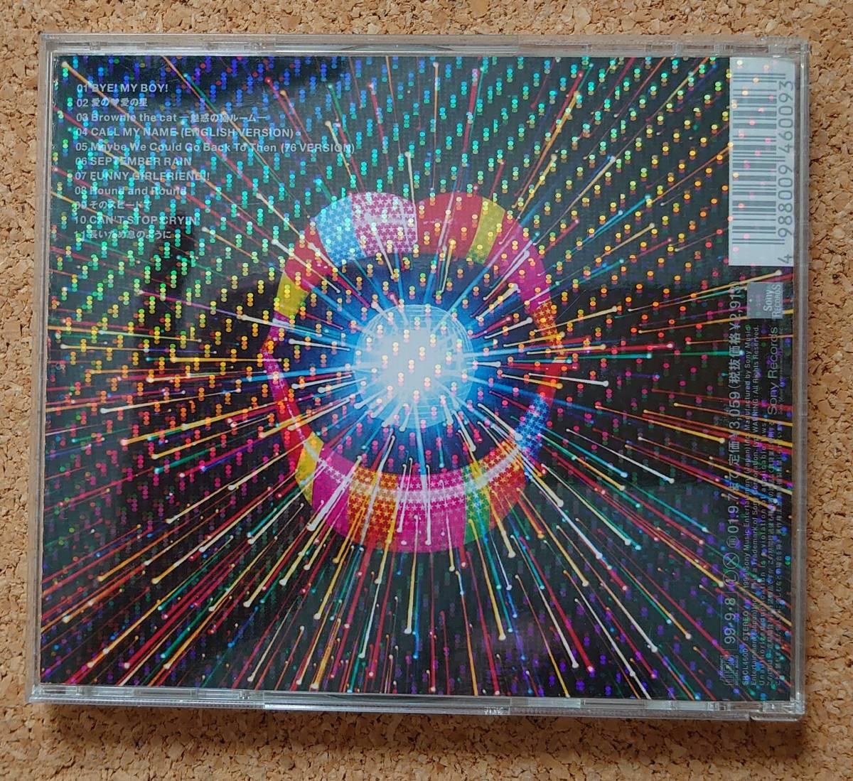 【美品】CD 『TERRA2001』the brilliant green 2ndアルバム_画像3