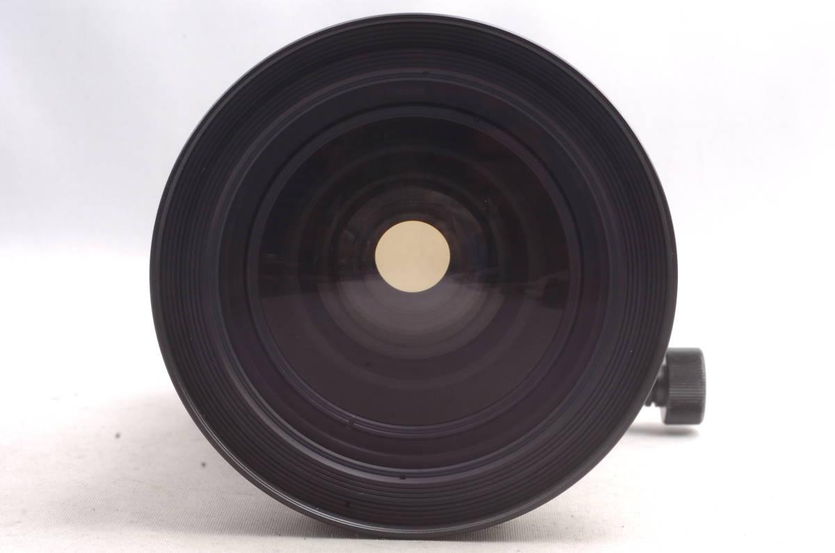 ★ 現状品 ★ 希少 ★ マミヤ セコール シフト Mamiya-Sekor Shift Z 75mm f4.5 W RZ67 中判カメラ用 単焦点 レンズ_画像6