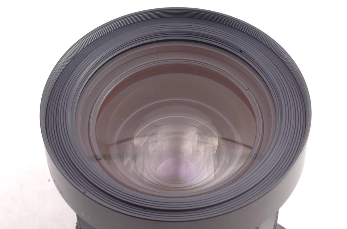 ★ 現状品 ★ 希少 ★ マミヤ セコール シフト Mamiya-Sekor Shift Z 75mm f4.5 W RZ67 中判カメラ用 単焦点 レンズ_画像9