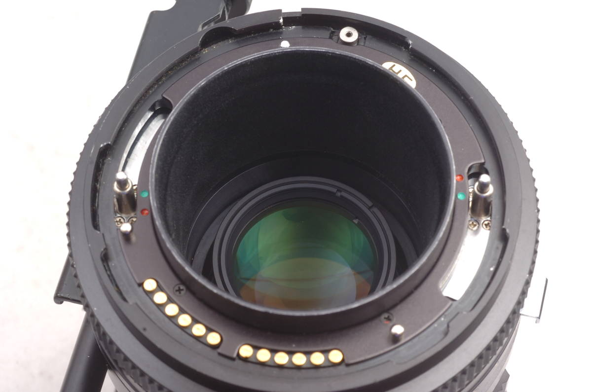 ★ 現状品 ★ 希少 ★ マミヤ セコール シフト Mamiya-Sekor Shift Z 75mm f4.5 W RZ67 中判カメラ用 単焦点 レンズ_画像10