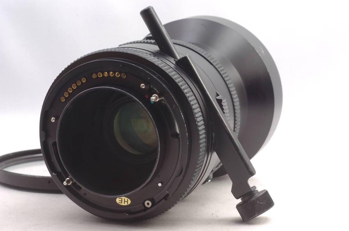 ★ 現状品 ★ 希少 ★ マミヤ セコール シフト Mamiya-Sekor Shift Z 75mm f4.5 W RZ67 中判カメラ用 単焦点 レンズ_画像4