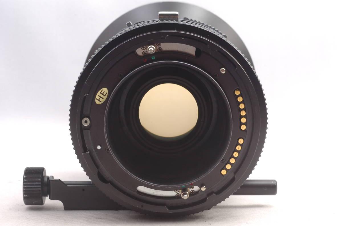 ★ 現状品 ★ 希少 ★ マミヤ セコール シフト Mamiya-Sekor Shift Z 75mm f4.5 W RZ67 中判カメラ用 単焦点 レンズ_画像7