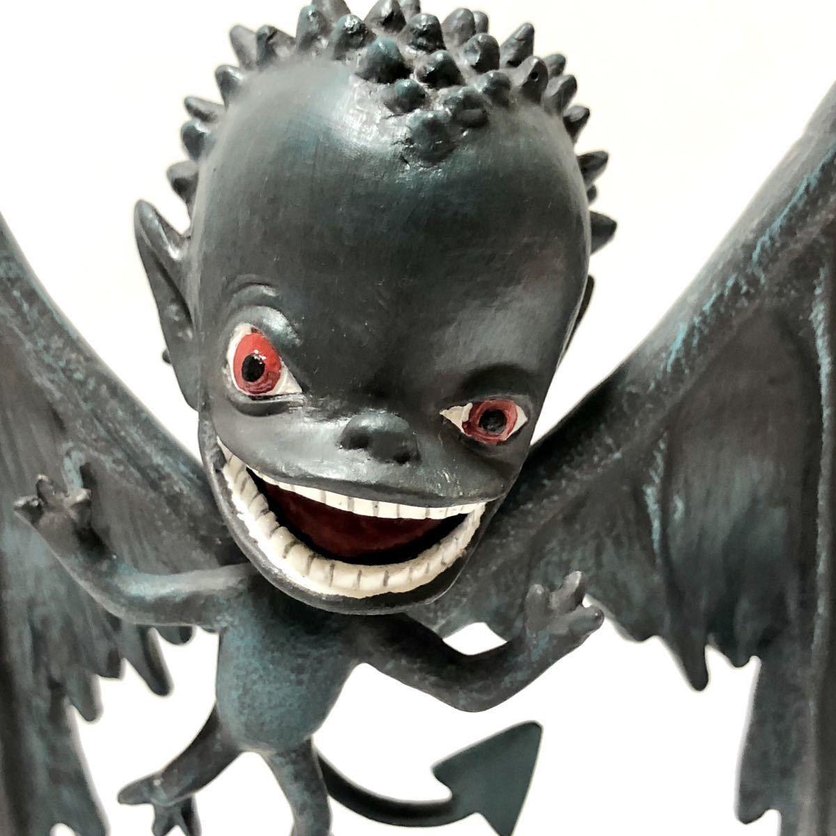 ナイトメア・ビフォア・クリスマス バットキッド ディズニー WDCC Disney The Nightmare before christmas Bat Kid コレクション 希少_画像4
