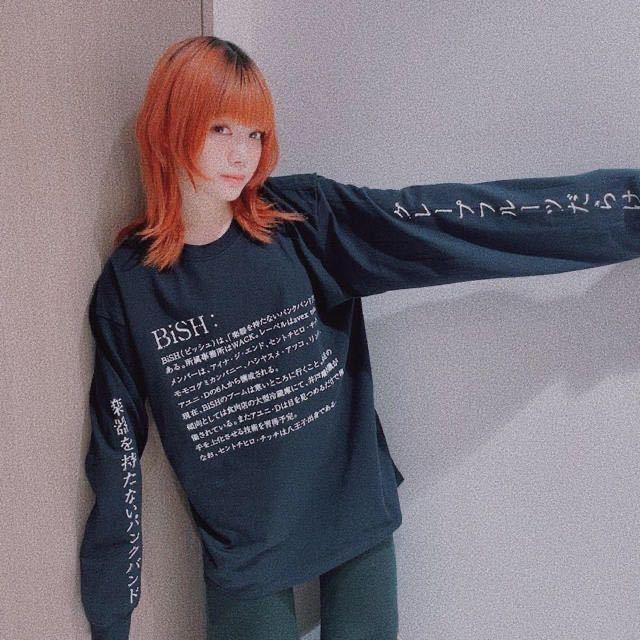 BiSH / DiCTIONARY ロングTシャツ 新品未開封 グッズ Mサイズ (検) CD DVD タオル_画像3