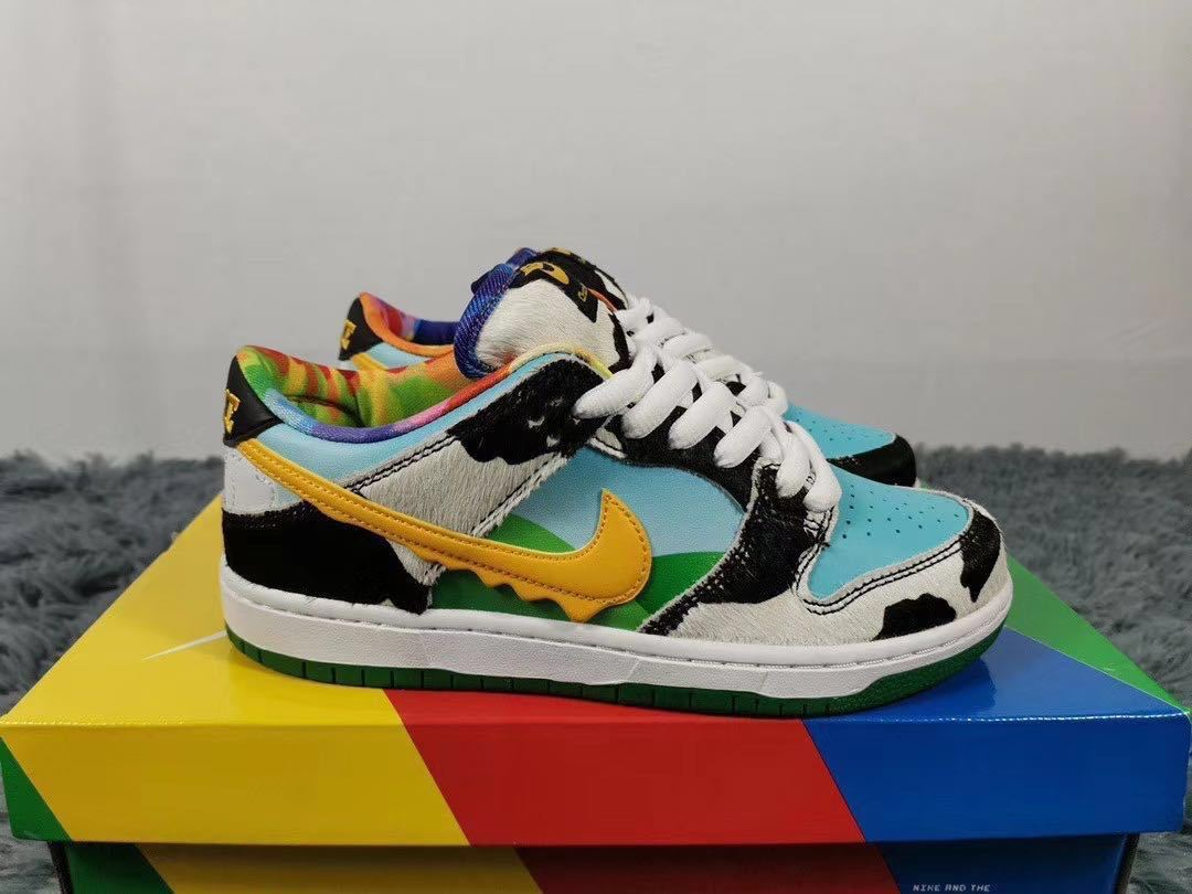 Nike SB Dunk Low Ben & Jerry's Chunky Dunky_画像5