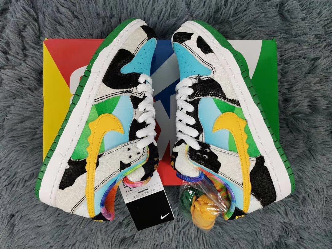 Nike SB Dunk Low Ben & Jerry's Chunky Dunky_画像8