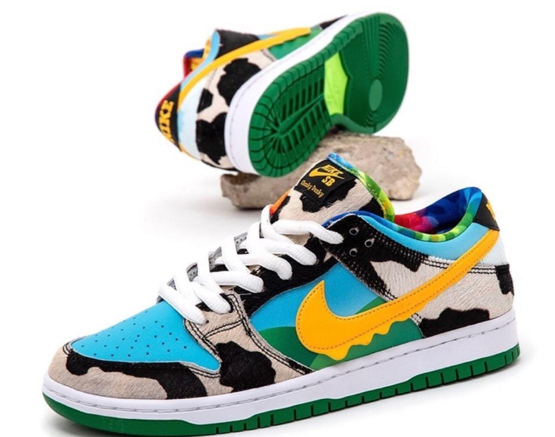 Nike SB Dunk Low Ben & Jerry's Chunky Dunky_画像1