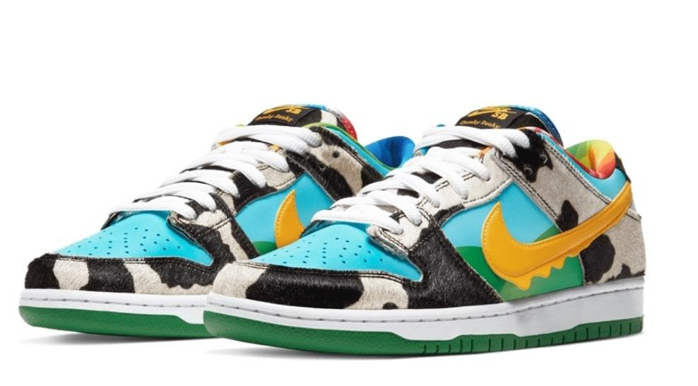 Nike SB Dunk Low Ben & Jerry's Chunky Dunky_画像3