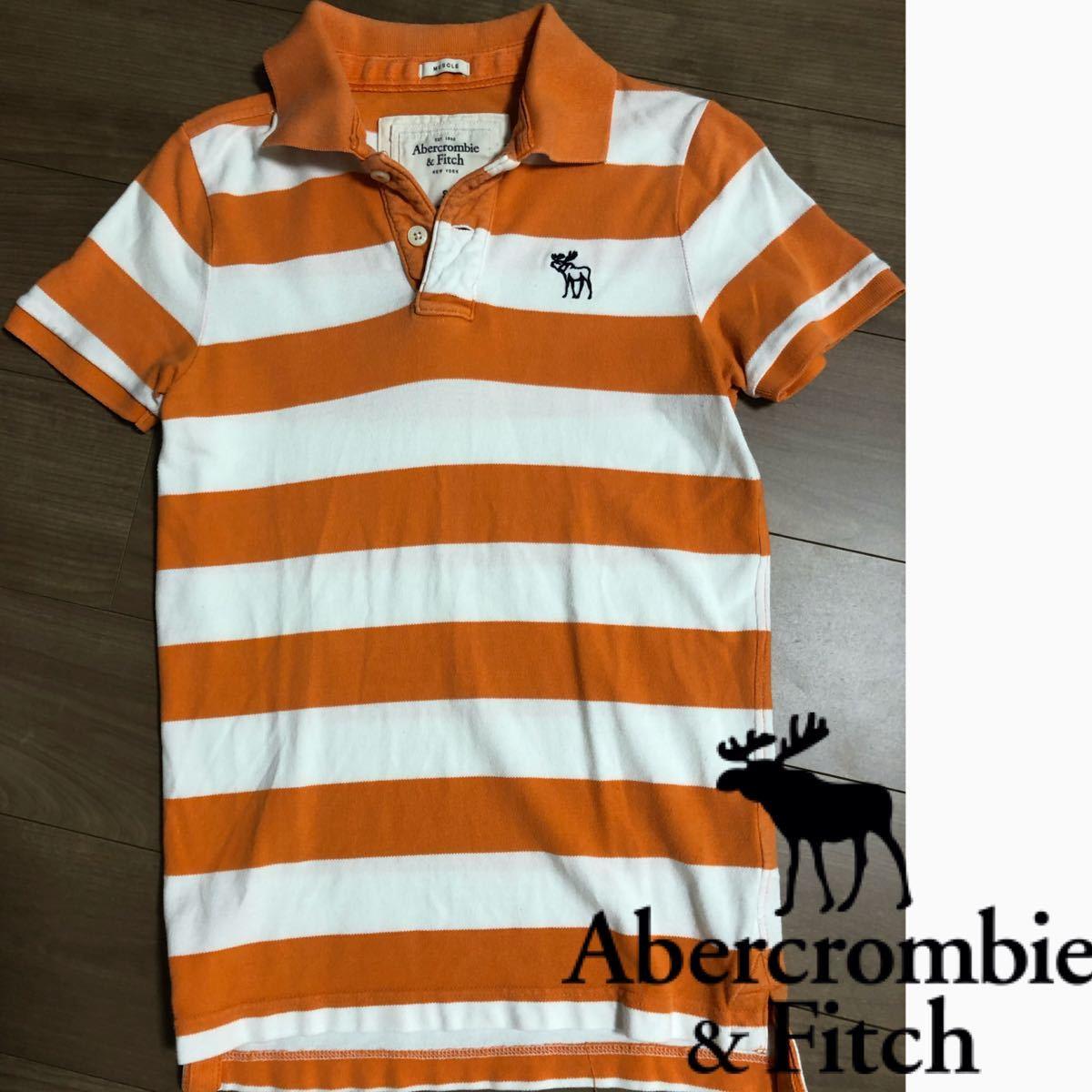 アバクロ ポロシャツ   美品 価格交渉ok