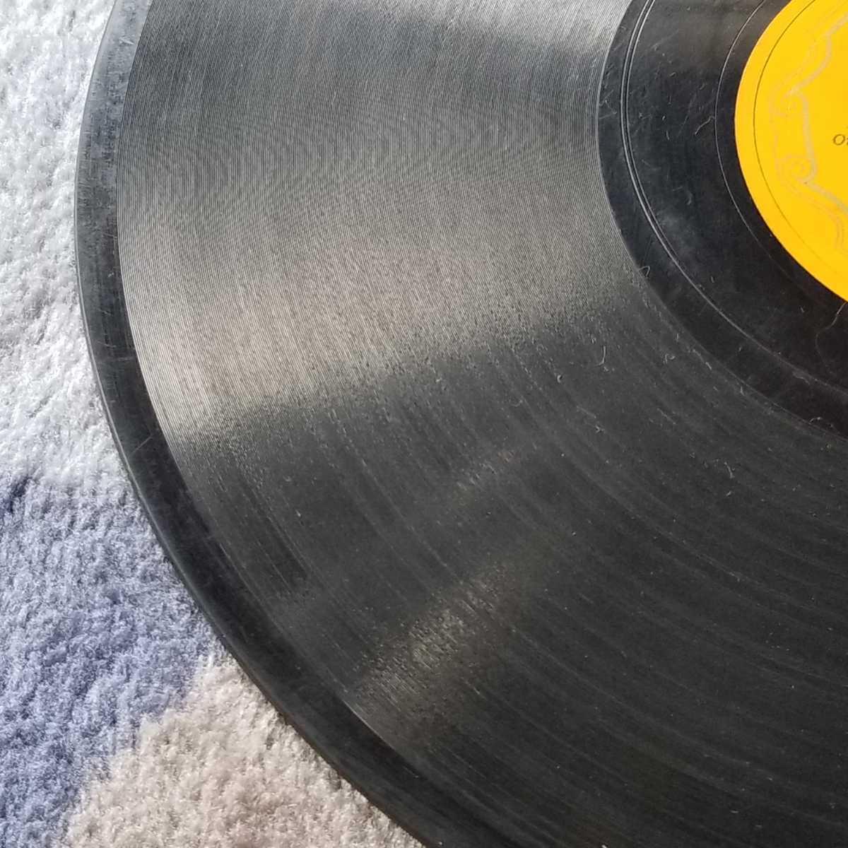 ビクター おもちゃの交響曲 上下 蓄音機SPレコード盤10インチ (25cm)※200_画像3