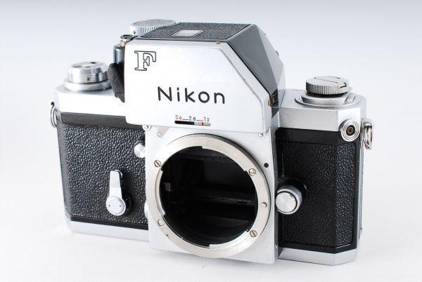 ★超美品★ Nikon ニコン フォトミック Ftn ボディ A325