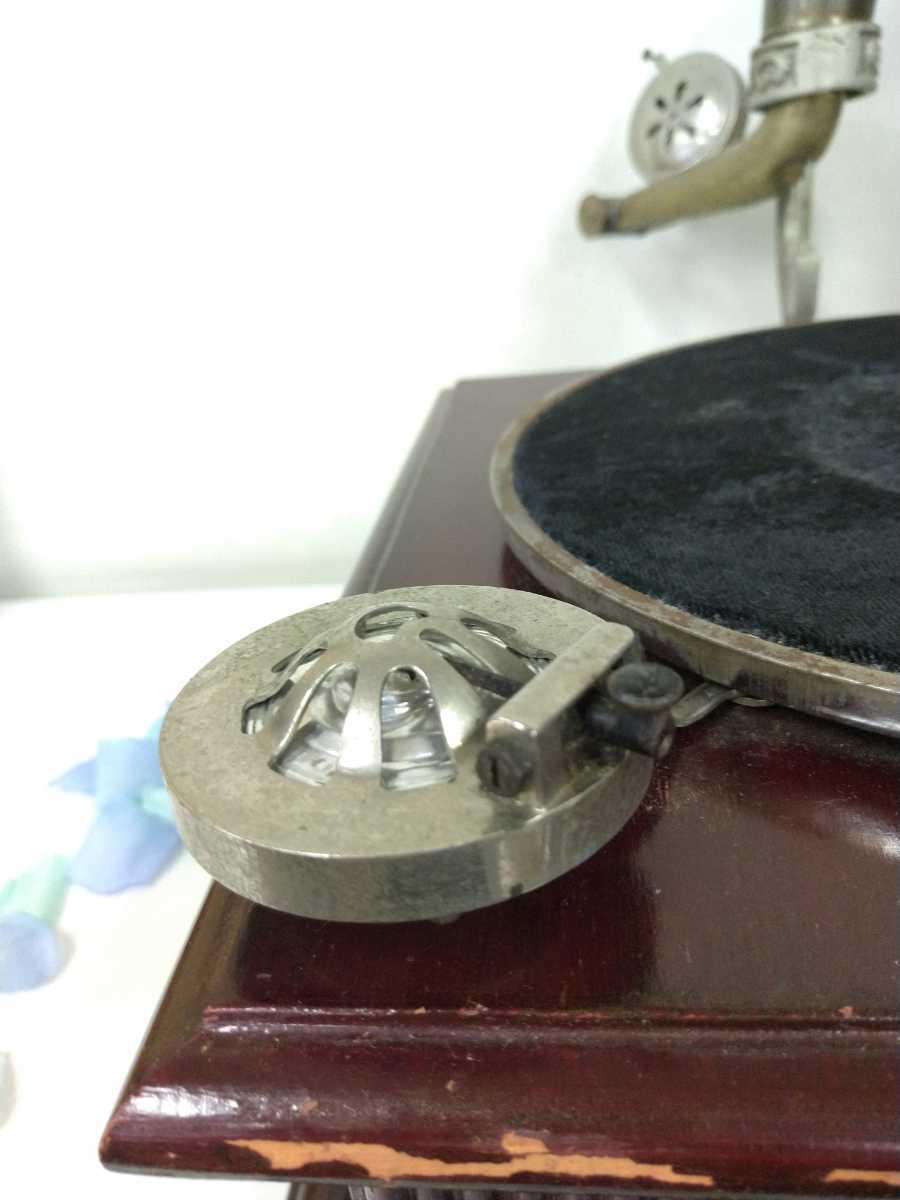 ○oレア!! ラッパ * His Master's Voice * 蓄音器 o○_画像8