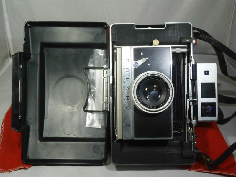 POLAROID 180 / ポラロイド カメラ / 外観 美品に近い / 蛇腹問題なし_画像2