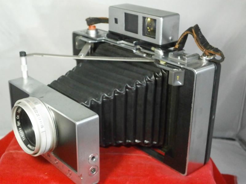 POLAROID 180 / ポラロイド カメラ / 外観 美品に近い / 蛇腹問題なし_画像6