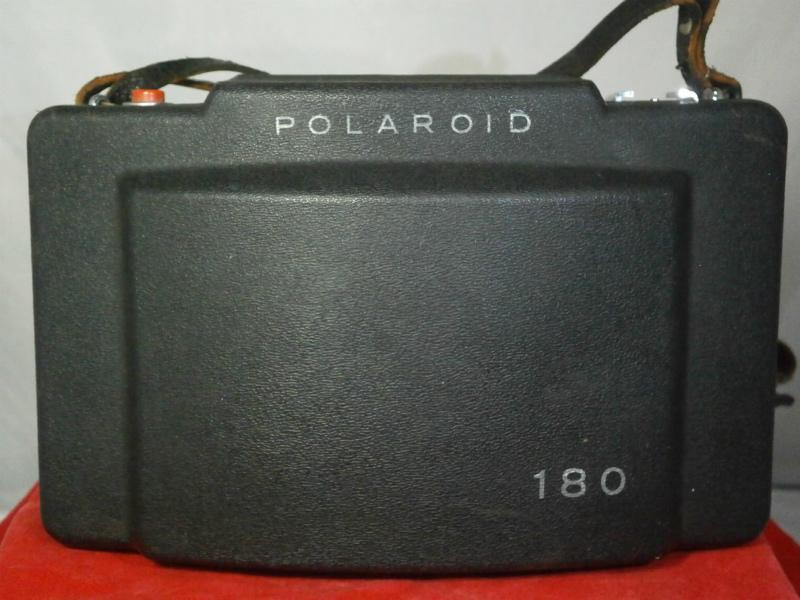 POLAROID 180 / ポラロイド カメラ / 外観 美品に近い / 蛇腹問題なし_画像1
