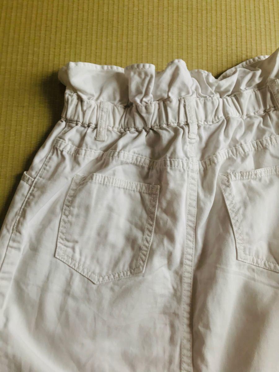 レトロガール☆ホワイトスカート