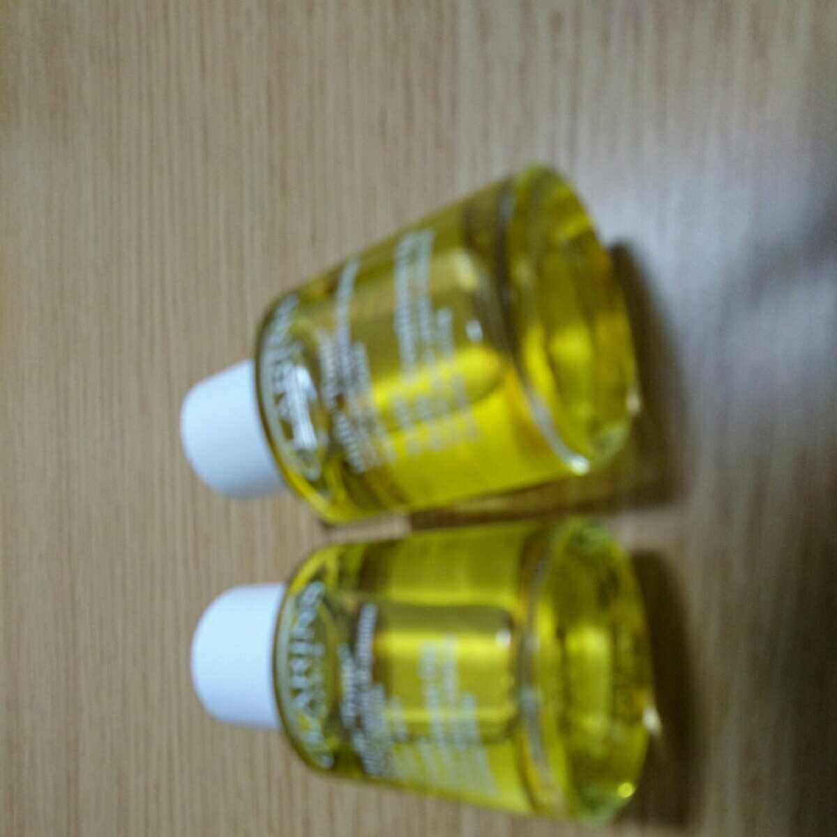 Clarins CLARINS Body Oil Tonic 30 ml × 2 present Unused