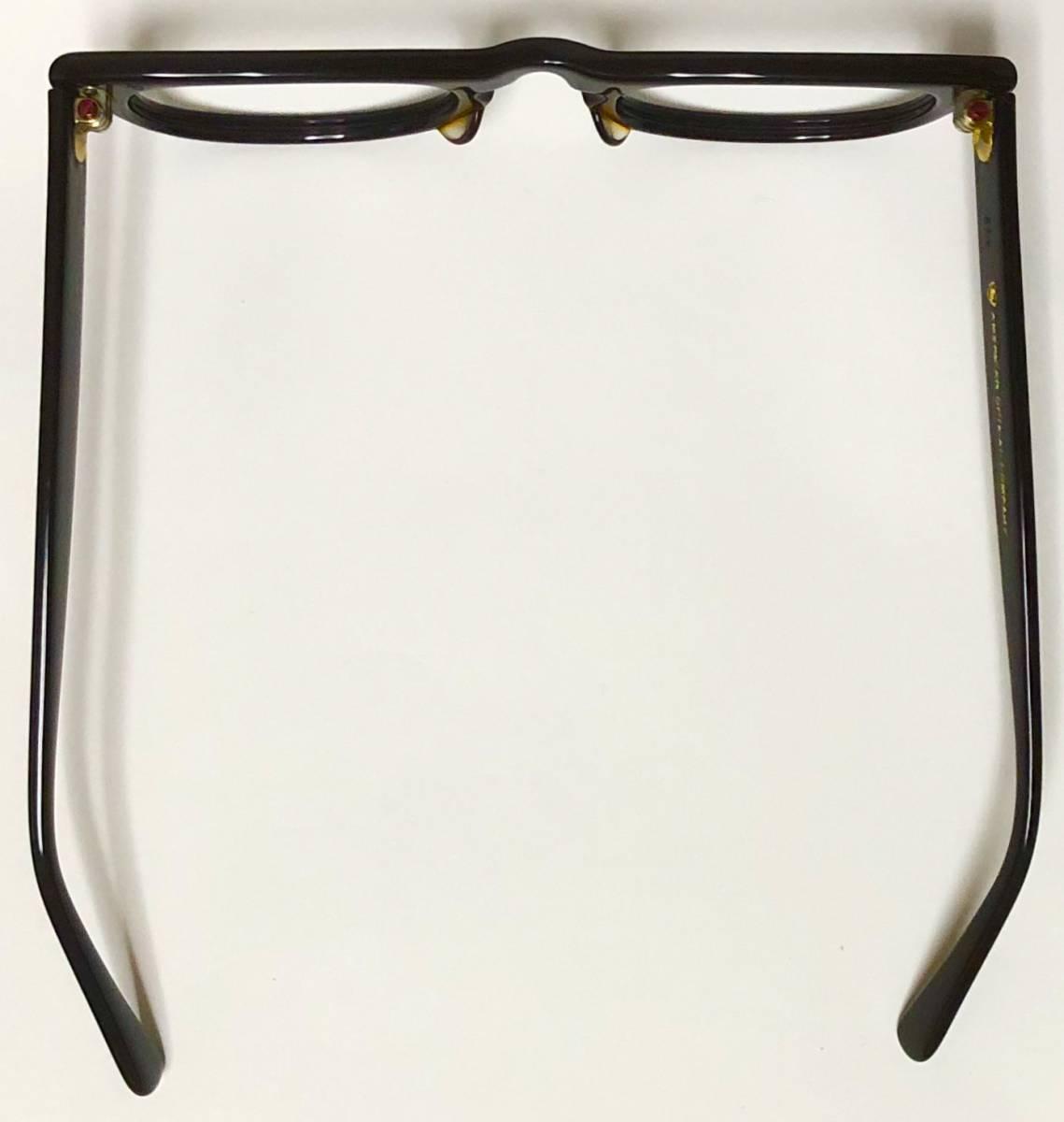 新品・1960年代頃】アメリカンオプティカル All純正 AO メガネ American Optical 米国製 ビンテージ ヴィンテージ_画像9