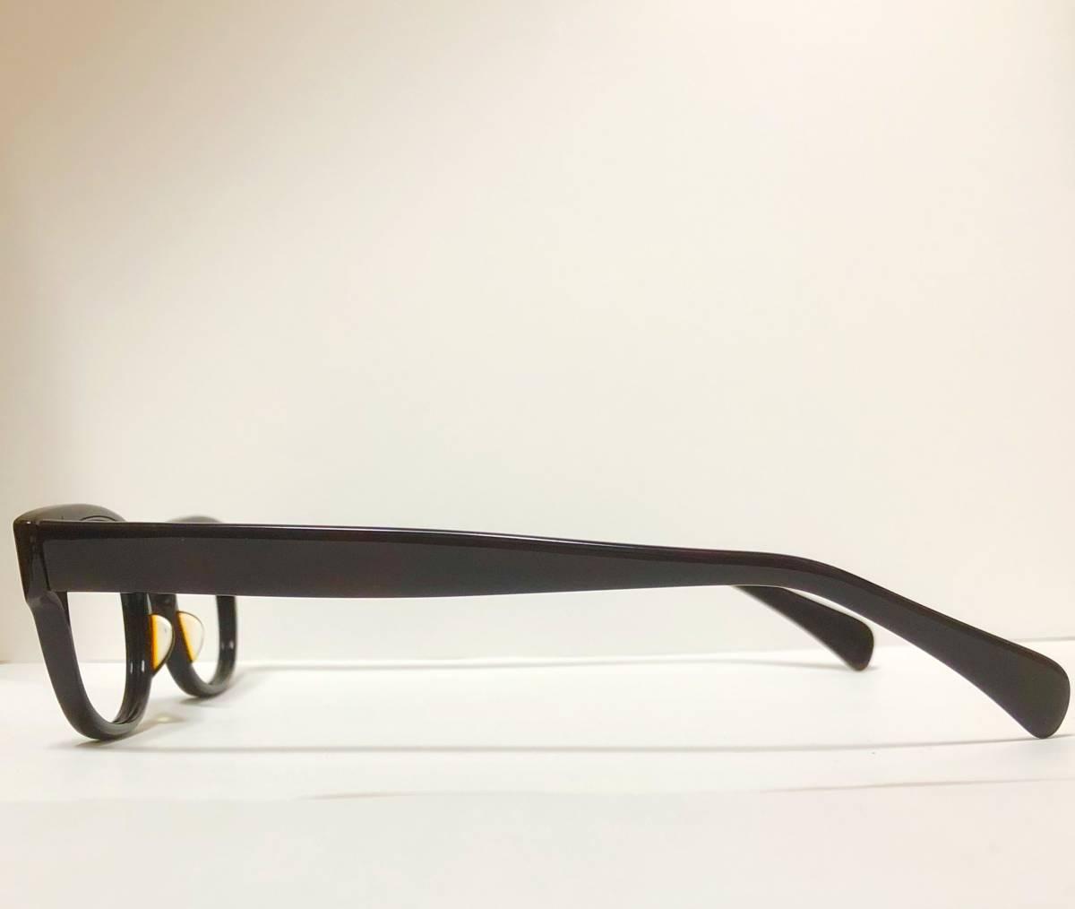 新品・1960年代頃】アメリカンオプティカル All純正 AO メガネ American Optical 米国製 ビンテージ ヴィンテージ_画像5