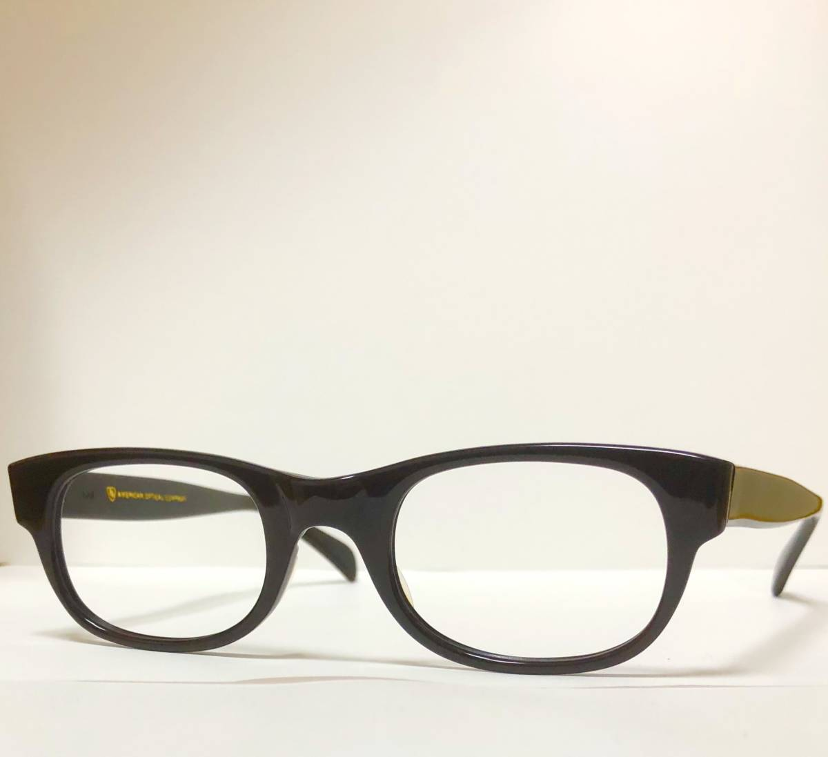 新品・1960年代頃】アメリカンオプティカル All純正 AO メガネ American Optical 米国製 ビンテージ ヴィンテージ_画像3